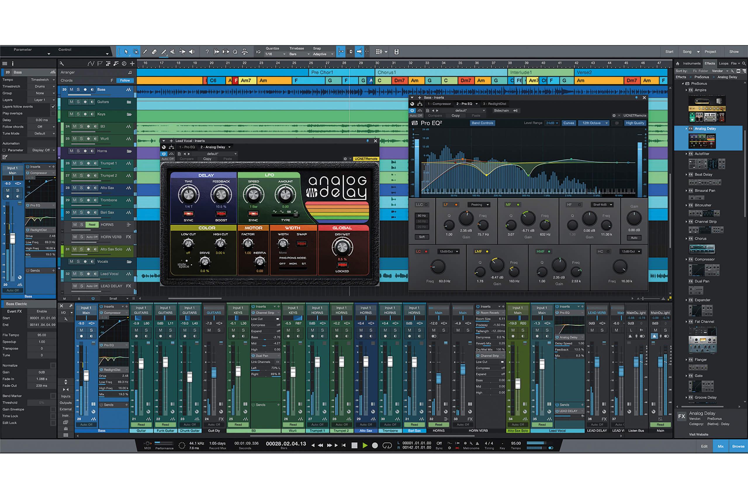 宿主软件 | STUDIO ONE 4 | PC