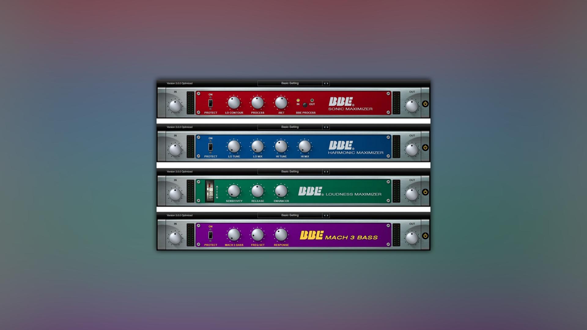 激励器 | BBE | PC&MAC