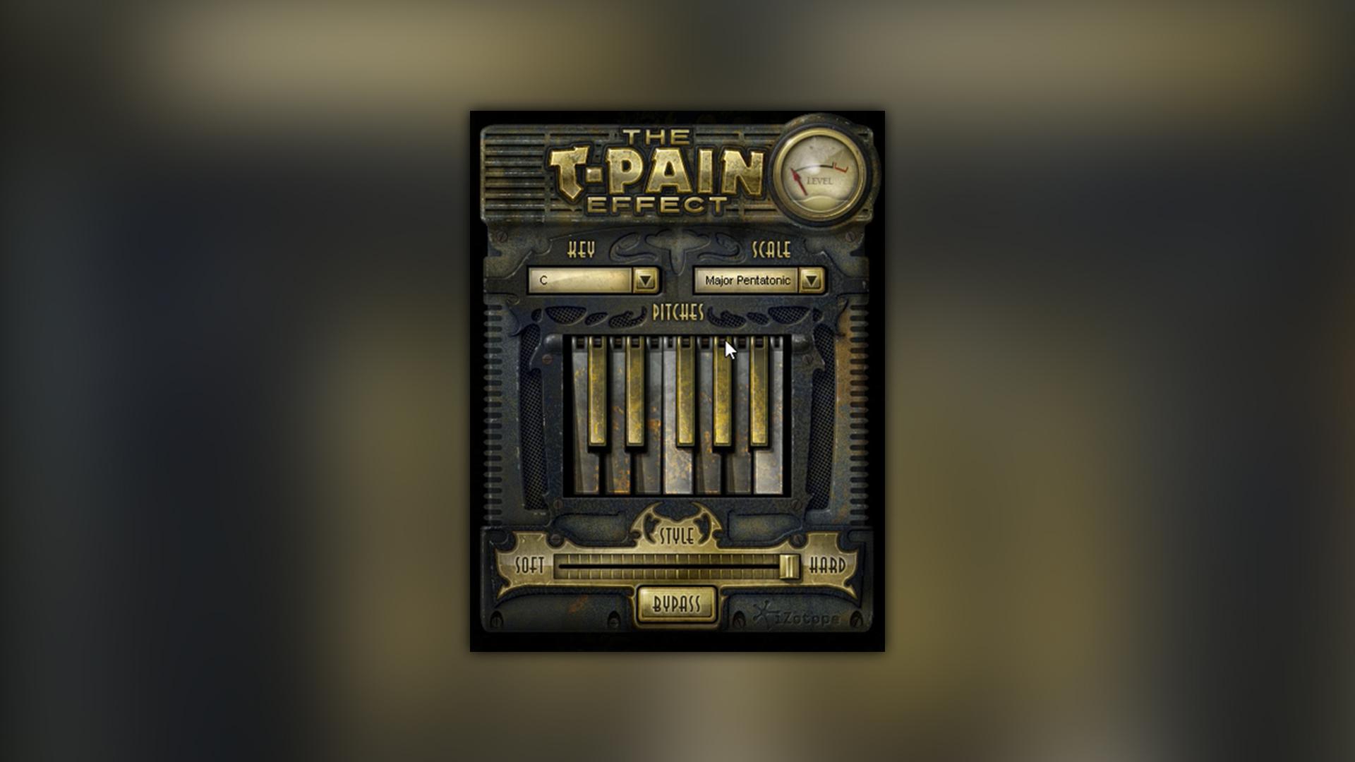 人声电音插件 | T-PAIN | PC