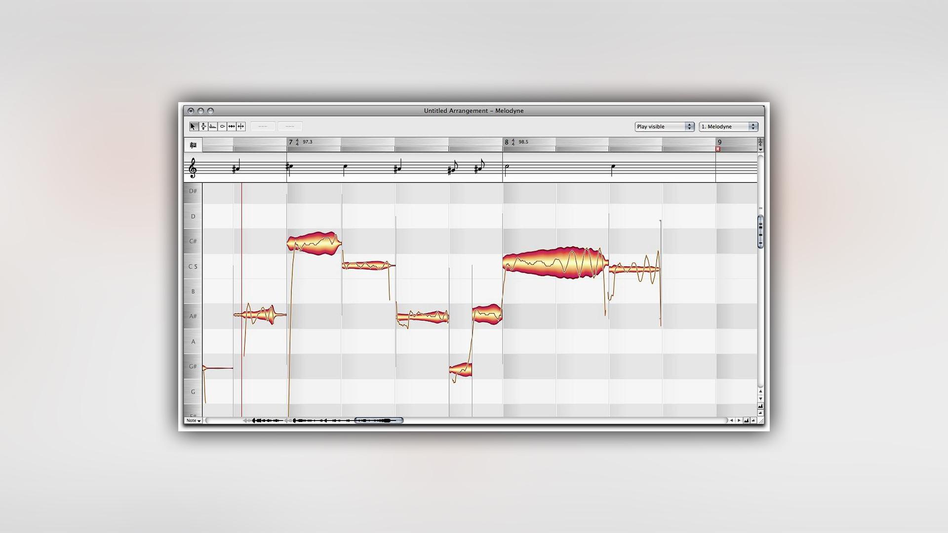 修音插件 | MELODYNE STUDIO 5 | PC&MAC