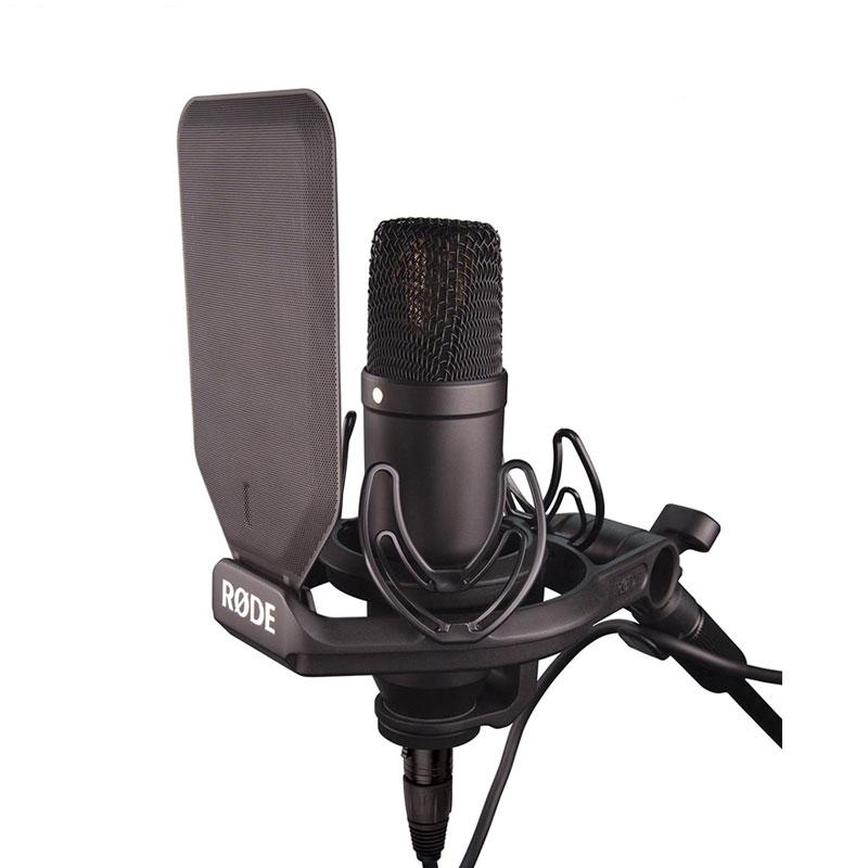 罗德/Rode NT1 KIT | 电容麦克风 | 专业录音