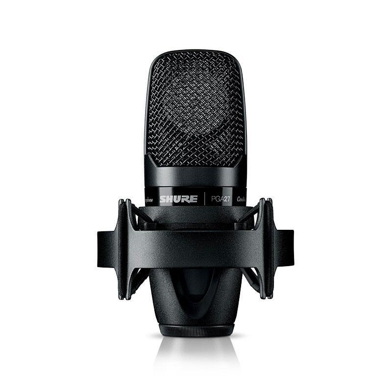 SHURE PGA27 | 电容麦克风 | 专业录音