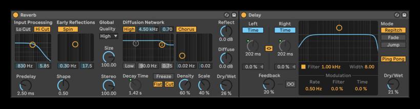 Ableton Live 技巧:猫叫声制作成怪兽咆哮的设计