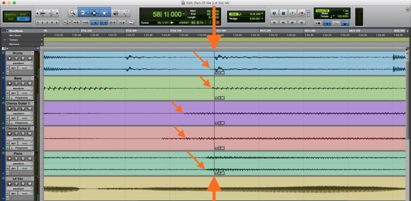 音频剪辑需要注意的5个地方